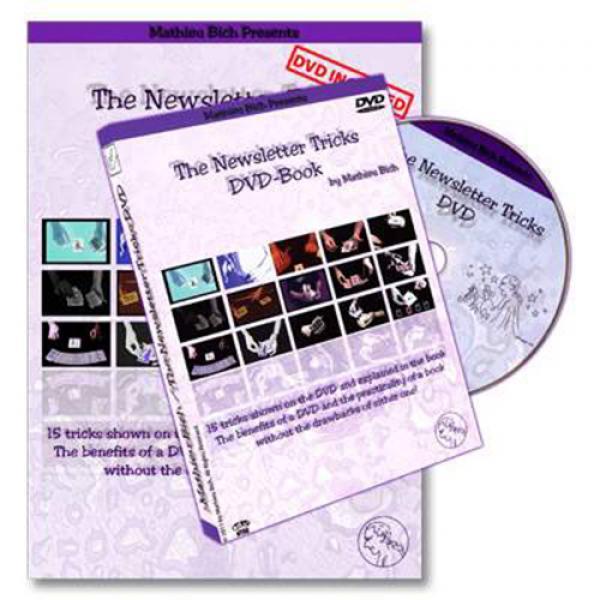 The Newsletter Tricks (Book and DVD, Regular Editi...
