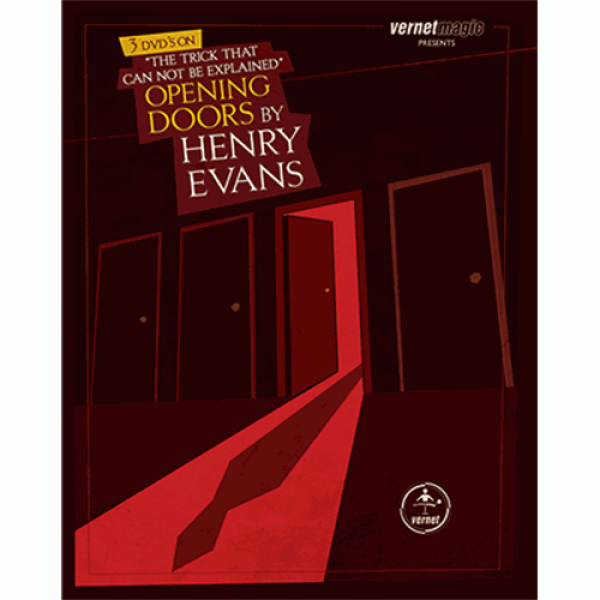 Opening Doors by Henry Evans & Vernet - 3 DVD ...