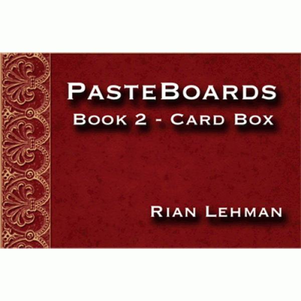 Pasteboards (Vol.2 Cardbox) by Rian Lehman - Video...