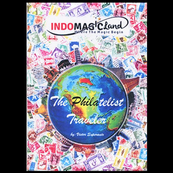The Philatelist Traveler by Indomagic Land