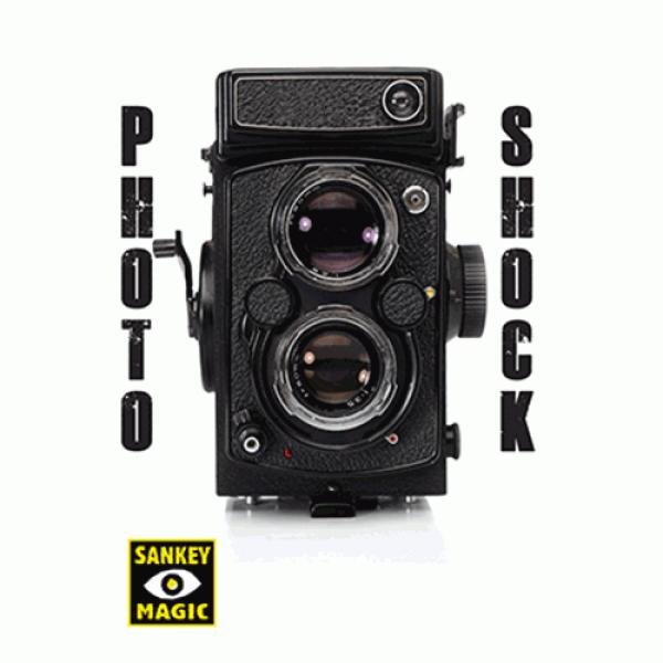 PHOTO SHOCK (DVD+GIMMICK) by Jay Sankey