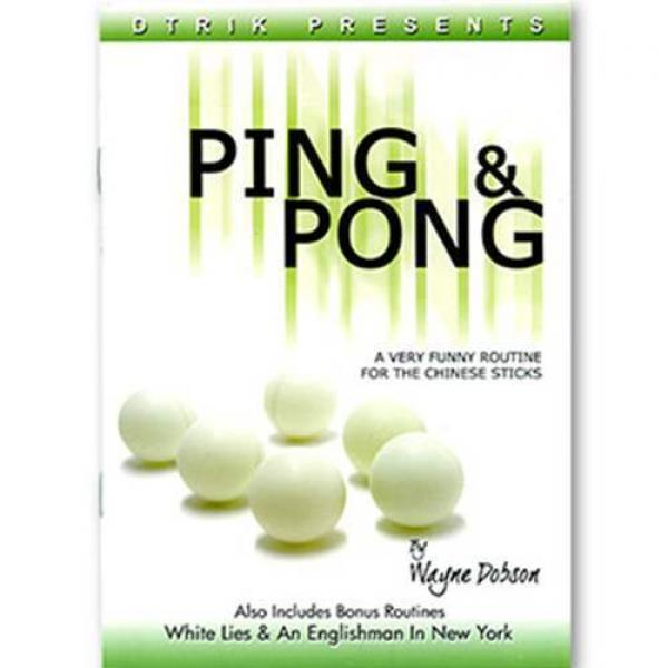 Ping and Pong by Wayne Dobson - eBook DOWNLOAD