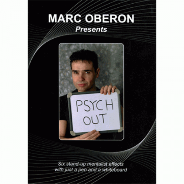 Psych Out Mentalist Tricks by Marc Oberon - eBook ...