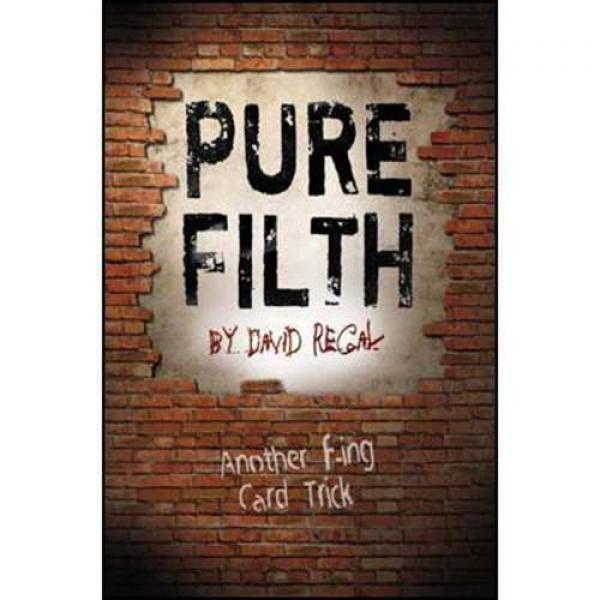 Pure Filth by David Regal - DVD and special Cards