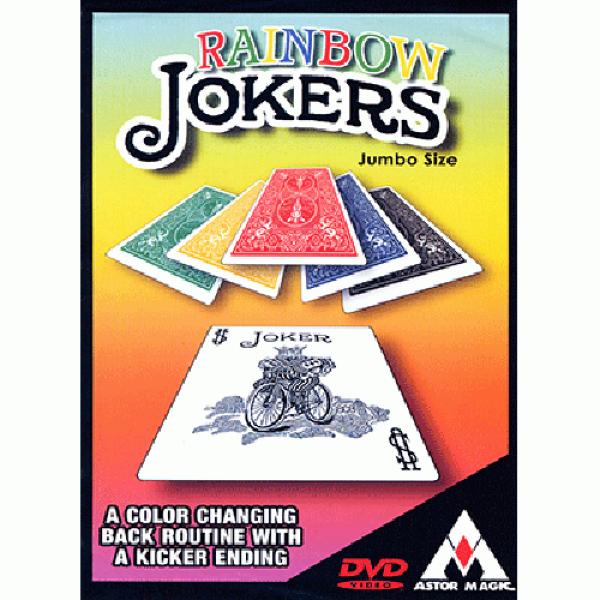 Rainbow Jokers (Jumbo) by Astor
