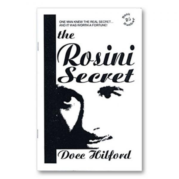 The Rosini Secret by Docc Hilford - Libro