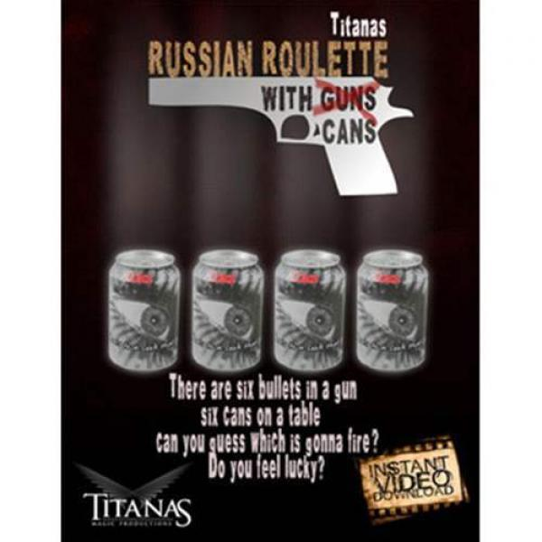 Russian Roulette with Cans by Titanas video DOWNLO...