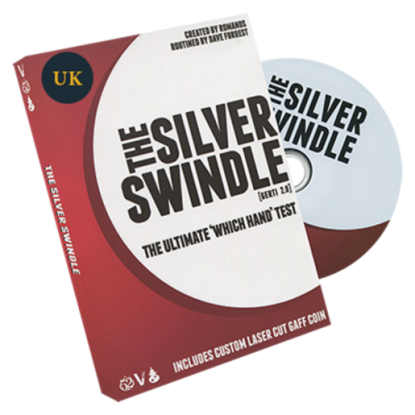 Silver Swindle (UK) by Dave Forrest and Romanos - ...