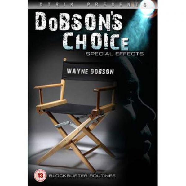 Special Effects by Wayne Dobson - eBook DOWNLOAD