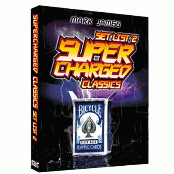 Super Charged Classics Vol 2 by Mark James and RSV...