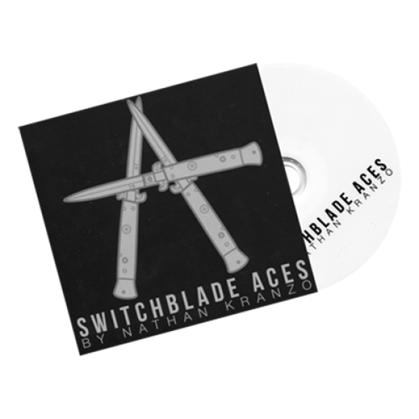 Switchblade Aces by Nathan Kranzo - DVD