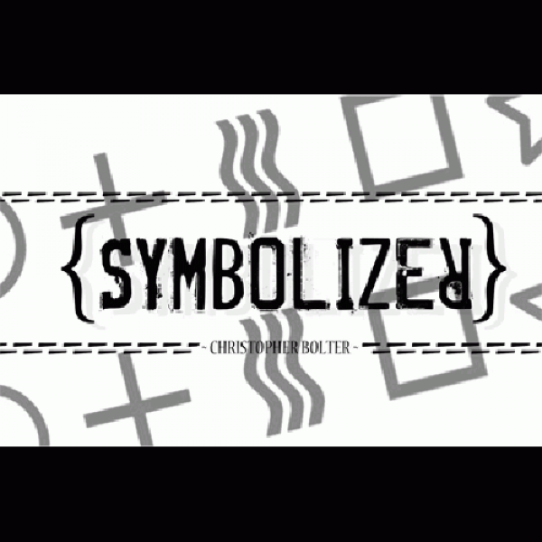 Symbolizer by Chris Bolter