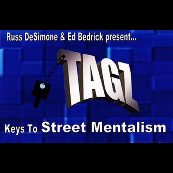TAGZ by Russ DeSimone and Eddie Bedrick
