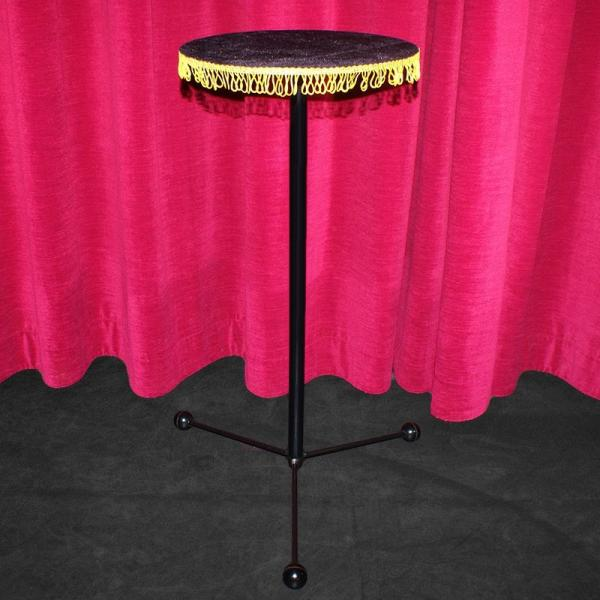 Stage Table - Round