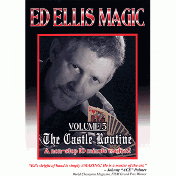 The Castle Routine by Ed Ellis - VOL.5 video DOWNL...