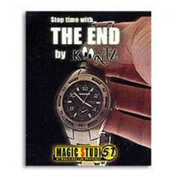 The End trick Koontz & Magic Studio 51