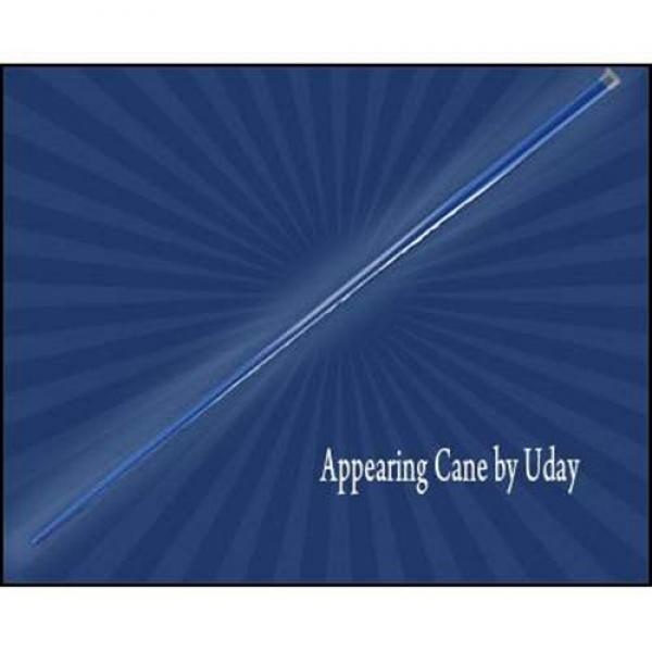 Appearing Cane (Blue) by Uday