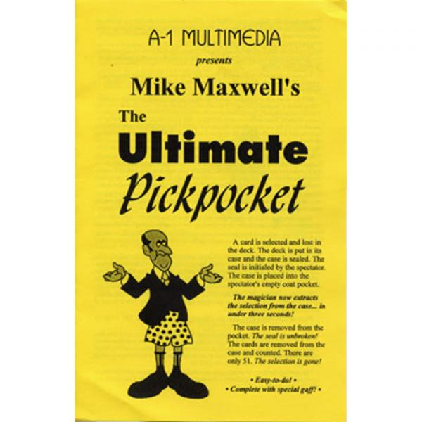 Ultimate Pickpocket by Mike Maxwell