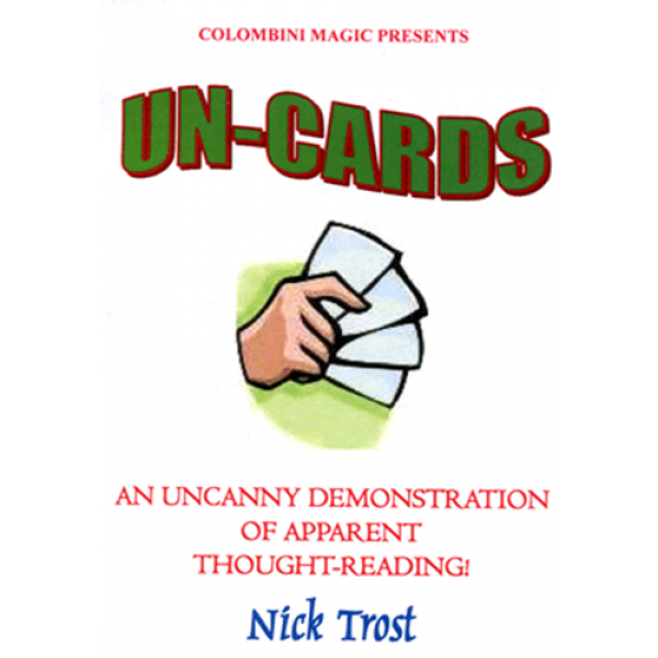 Un-Cards by Wild=Colombini Magic