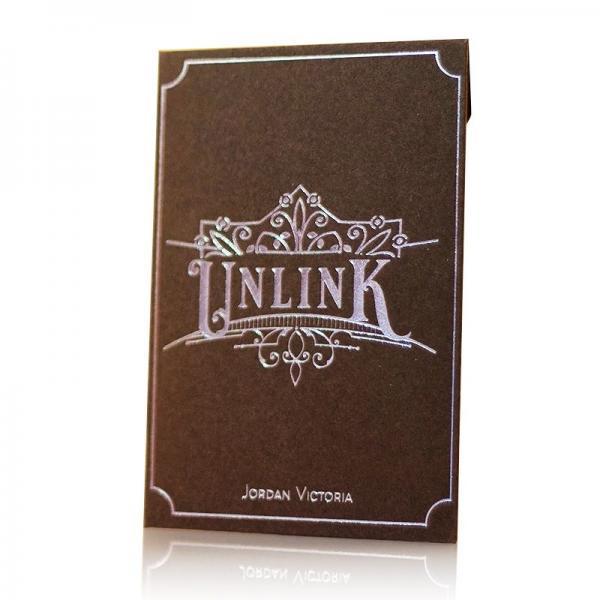 Unlink by Jordan Victoria - Red