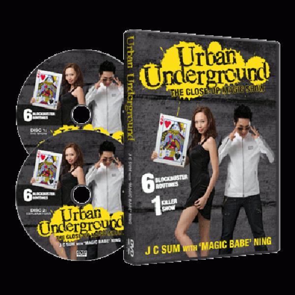 Urban Underground by JC Sum with 'Magic Babe' Ning...