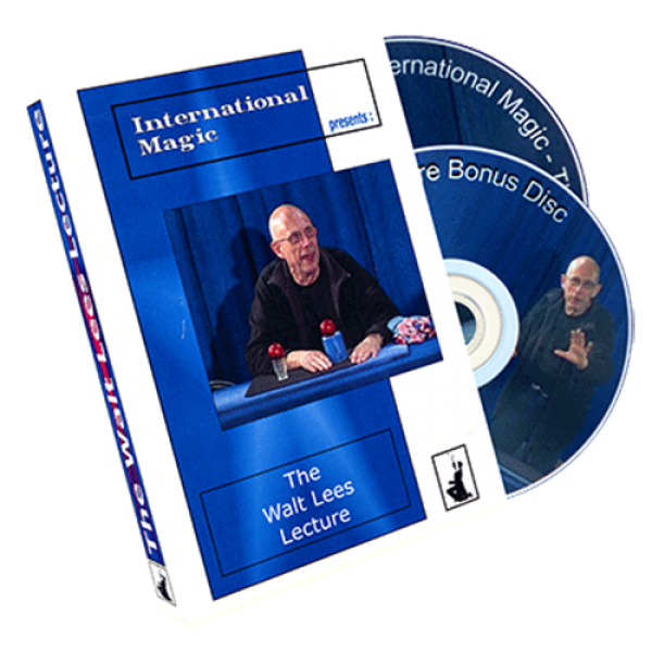The Walt Lees Lecture by International Magic - 2 D...