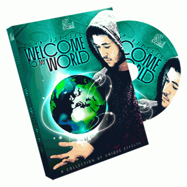 Welcome To My World by John Stessel - DVD and Gimm...