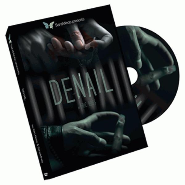 Denail (Large) DVD and Gimmick by Eric Ross & SansMinds - DVD