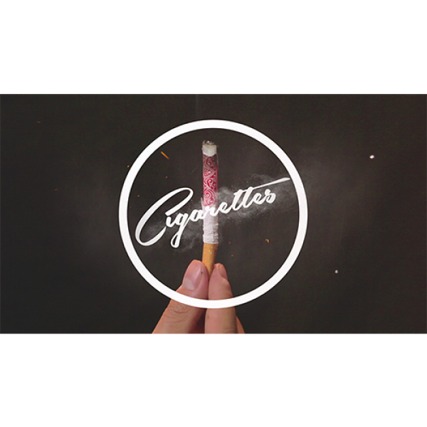 CIGARETTES (Rosso) by Les French TWINS