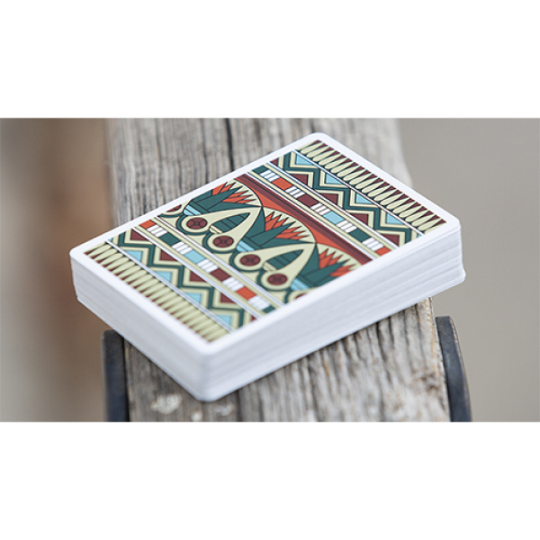 World Tour: Egypt Playing Cards