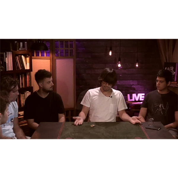 GKaps LIVE Presents: Luis Piedrahita by Grupokaps - DVD