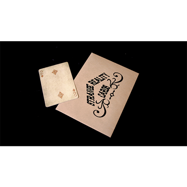 Strange Reality Cards V2 (Vernon) by Seth Race & Nonplus Productions
