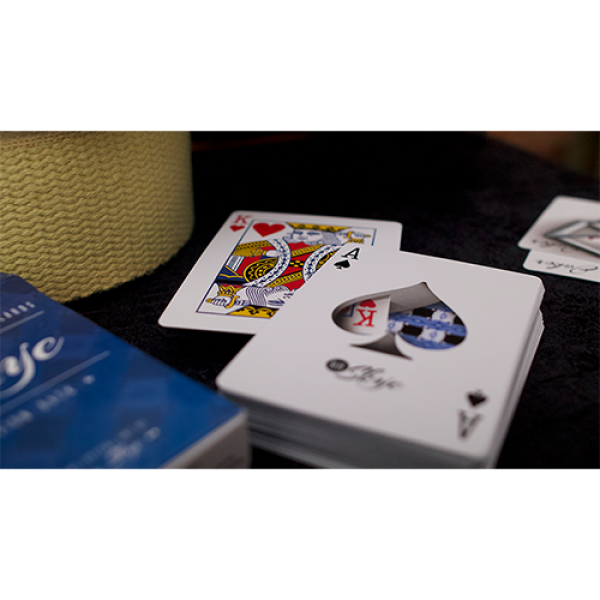 Mazzo di carte Blue Skye Playing Cards by UK Magic Studios and Victoria Skye