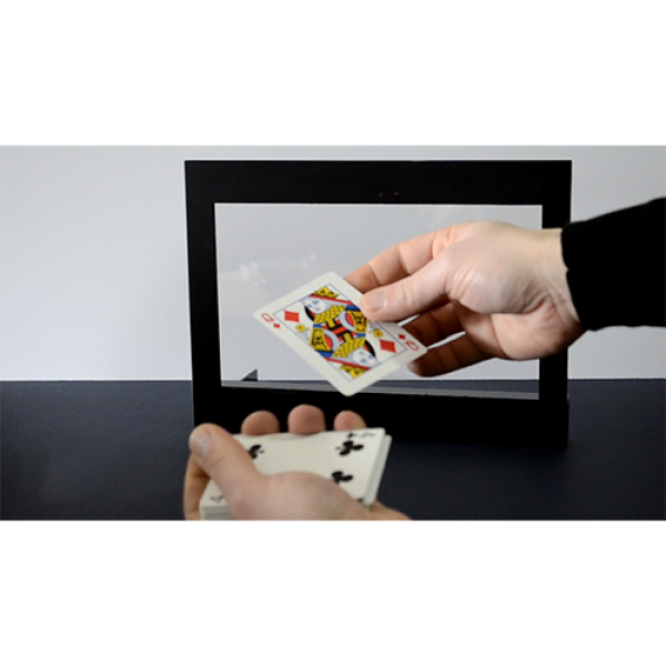 Ultimate Card Frame with Remote Control by Sorcier Magic