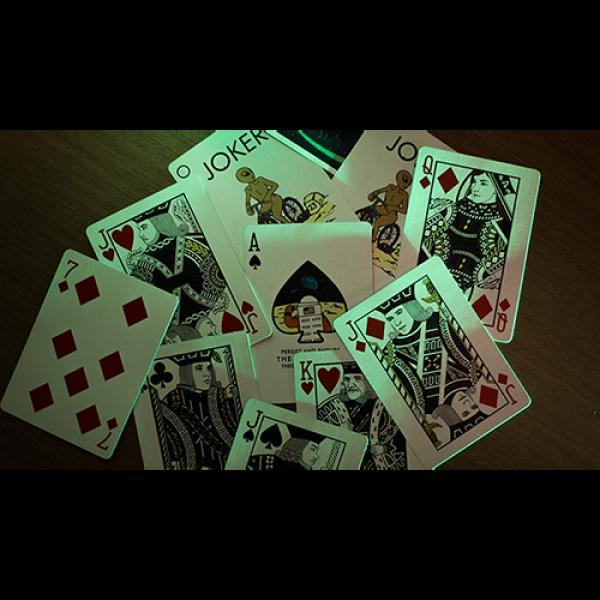 Mazzo di carte Orbit Deck V6 Playing Cards