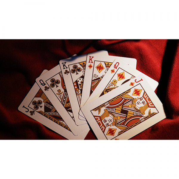 Bicycle Limited Edition Bald Eagle Playing Cards (With Numbered Seals)