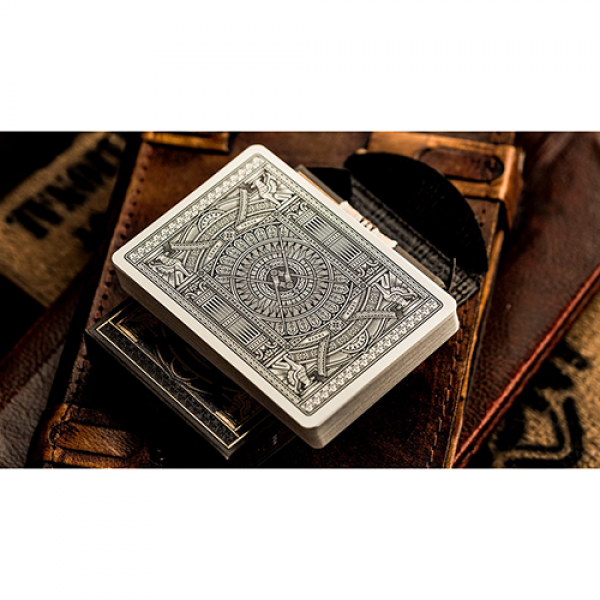Mazzo di carte Black Hudson Playing Cards by Theory11