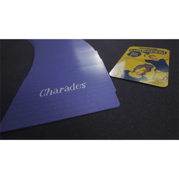 Charades (Gimmick and Online Instructions) by Dan Ives