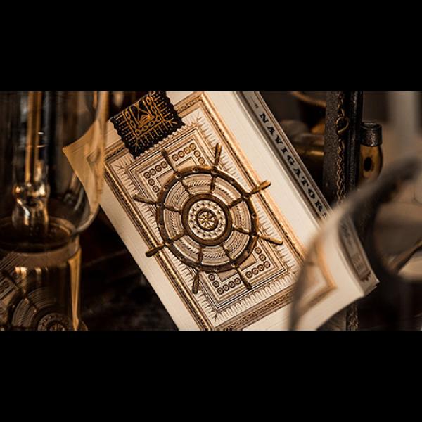 Mazzo di carte Navigators Playing Cards by theory11