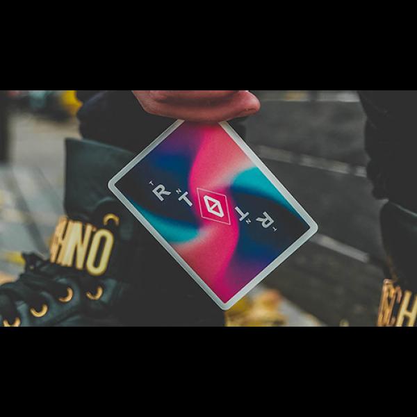 Mazzo di carte Turn Playing Cards by Bocopo