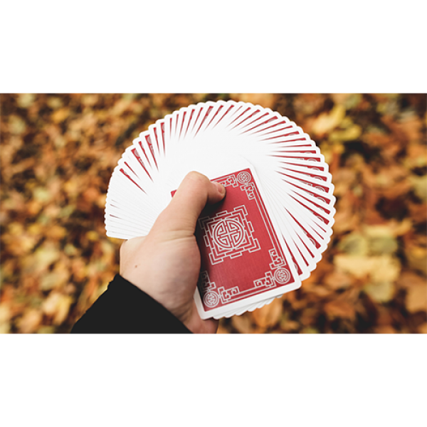 Oriental Playing Cards by Riffle Shuffle
