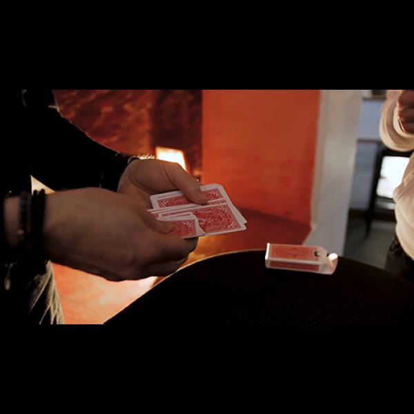 Polish Poker (Gimmicks and Online Instructions) by Michal Kociolek
