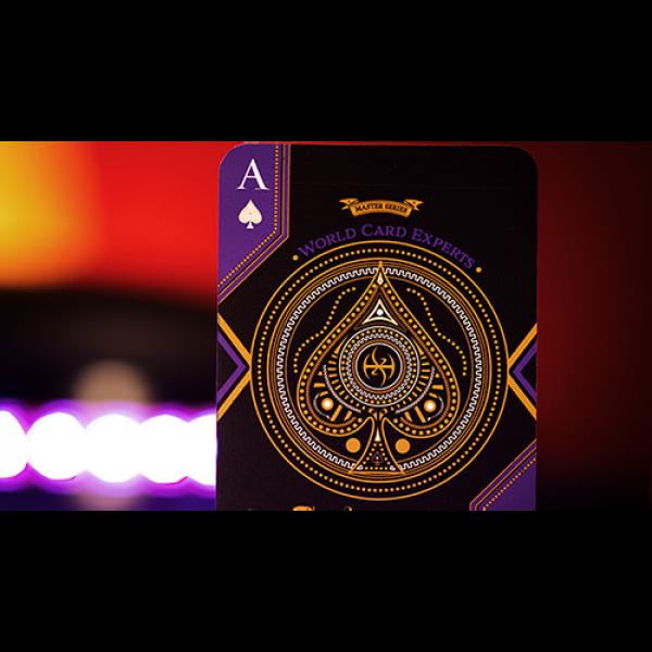 Standard Edition Dark Lordz Royale (Purple) by De'vo