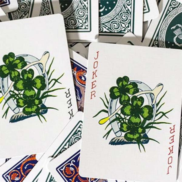 Limited Edition Ye Witches' Fortune Cards (2 Way Back Green Box)