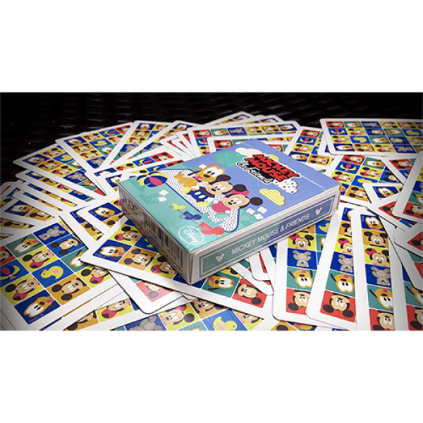 Mickey Mouse & Friends Baby Playing Cards