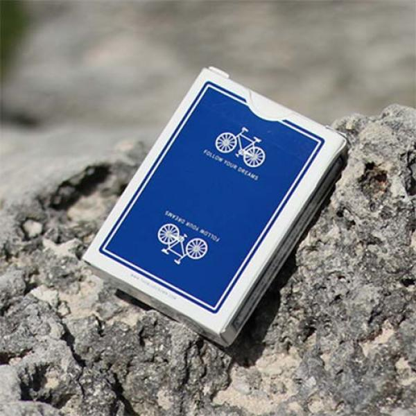 Bicycle - Inspire - blue back