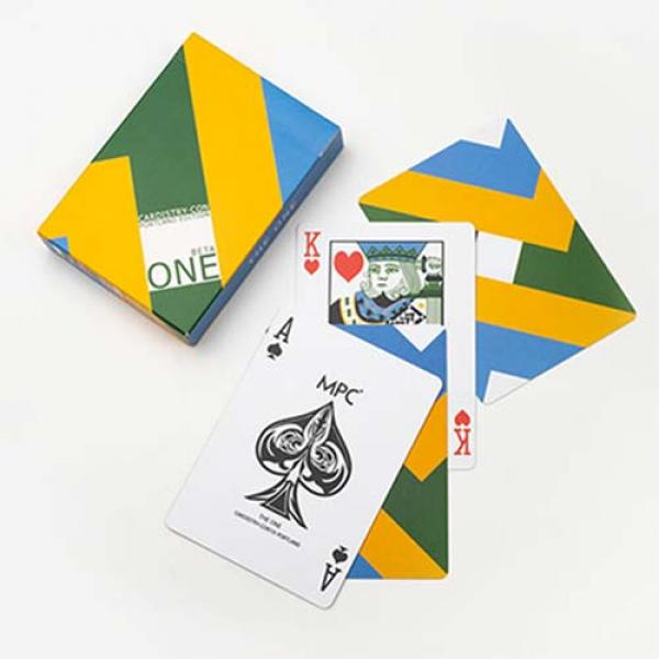 The One Portland Edition Playing Cards by MPC