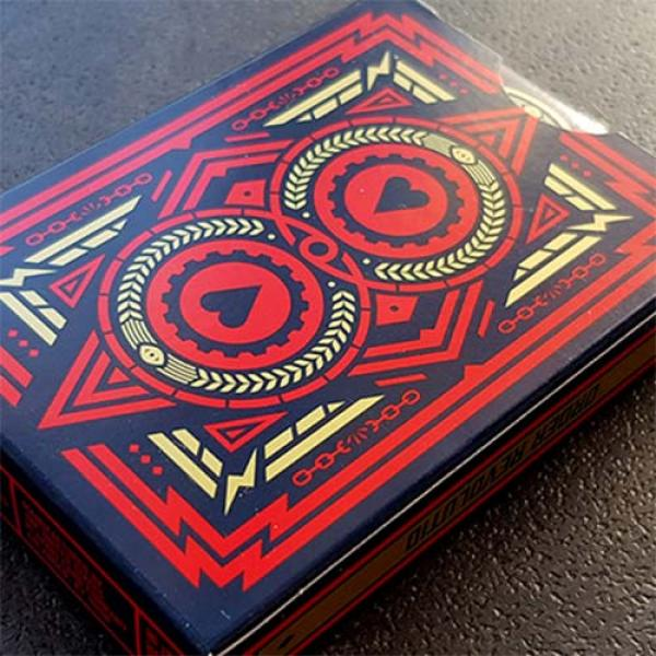 Order Revolutio Playing Cards by Giovanni Meroni