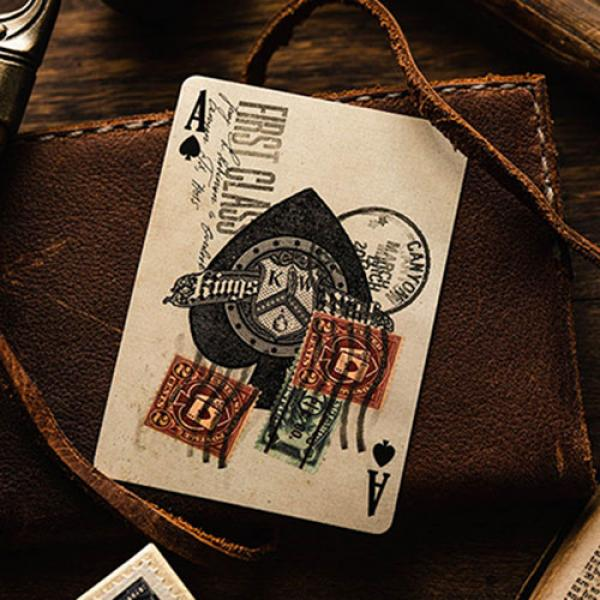 Postage Paid Playing Cards by Kings Wild Project Inc.