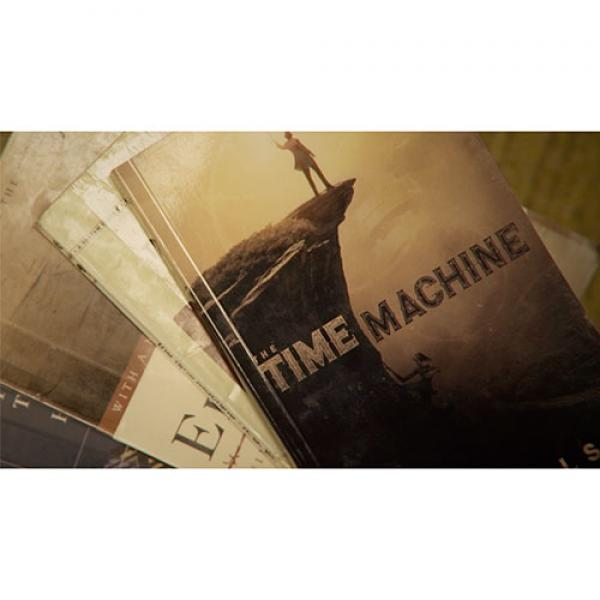 Time Machine Book Test (Book and Online Instructions) by Josh Zandman